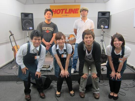 ららぽーと横浜店HOTLINE