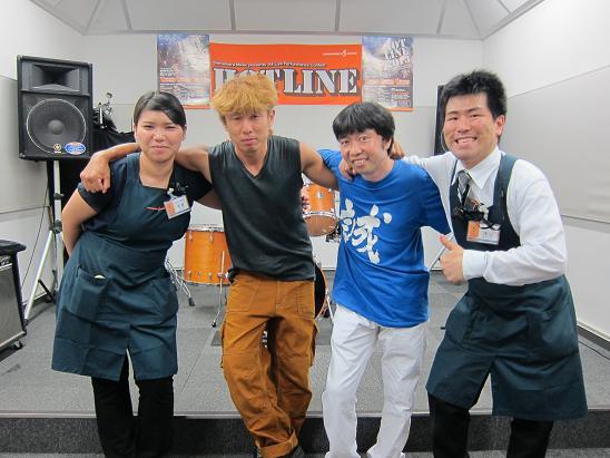 HOTLINE2013 ららぽーと横浜