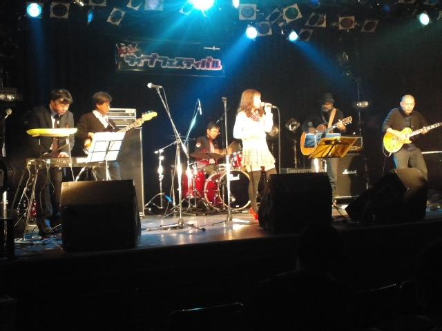 大人のライブフェス aiバンド