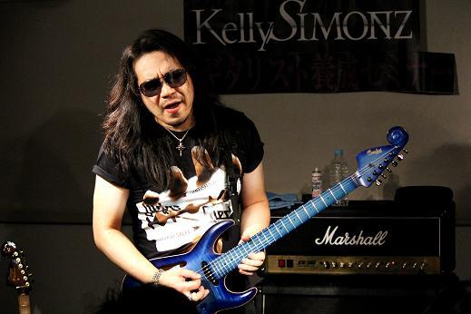 Kelly SIMONZ