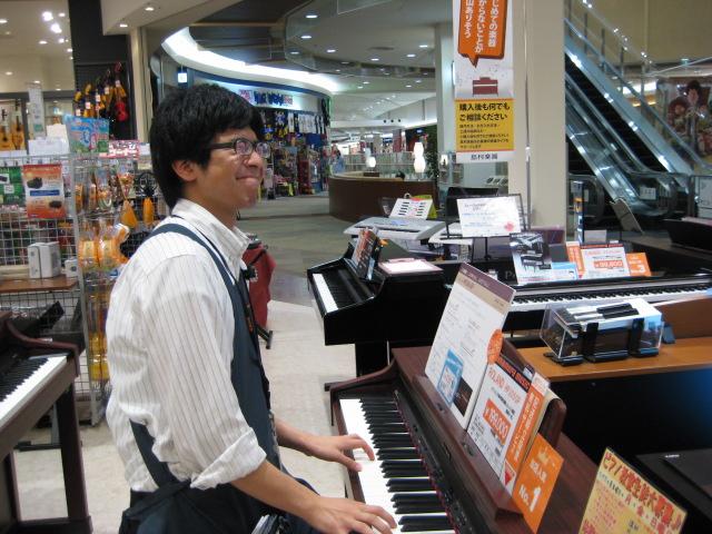 ピアノで叫ぶ佐藤