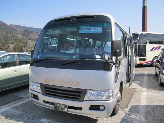 町田店でバスをチャーターし、いざ長野県へ!