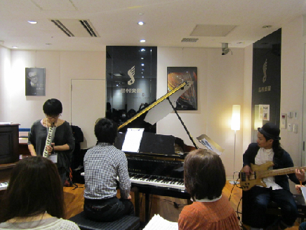 ジャズピアノセミナー-2