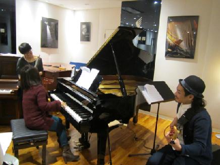 ジャズピアノセミナー