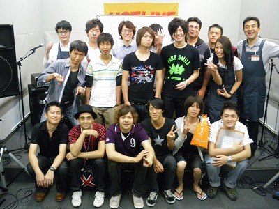 HOTLINE2011vol.7集合写真