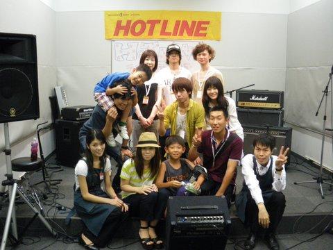HOTLINE2012店ライブオーディションVOL5 大高店にて