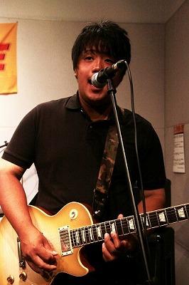 カミヤさんギター