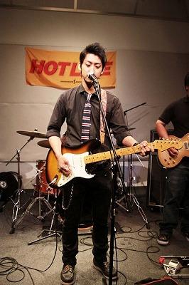 ヨギリュウイチギター