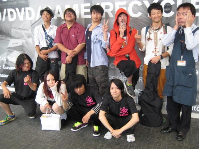 HOT LINE 2010 熊本クレア店第三回予選大会