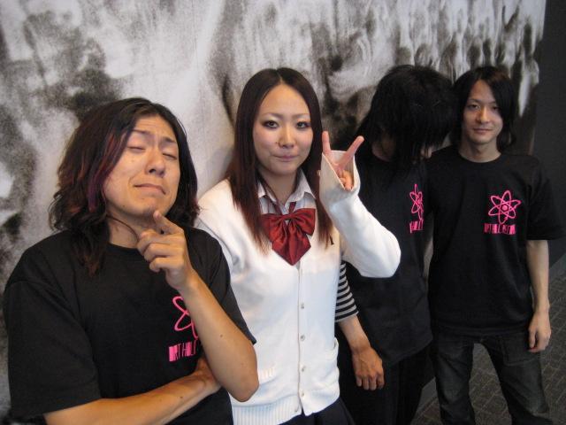 HOTLINE2010イオンモール熊本クレア店7月月間推薦アーティスト 「オリエンタルコーポレーション」