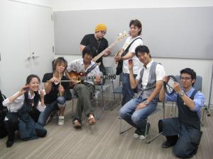 HOTLINE2009 ルクル店ライブ