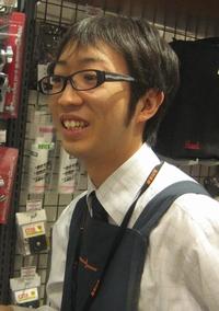 福岡ルクル店スタッフながふじさん