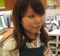 福岡ルクル店スタッフはらださん