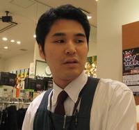 福岡ルクル店スタッフにしやまさん