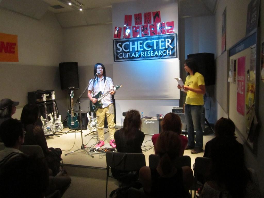 小林信一ギターセミナー