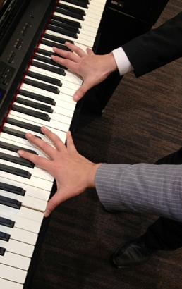 ベーシスト&ピアニスト