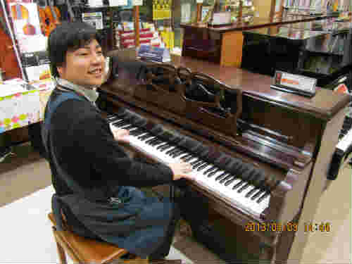 オススメピアノ