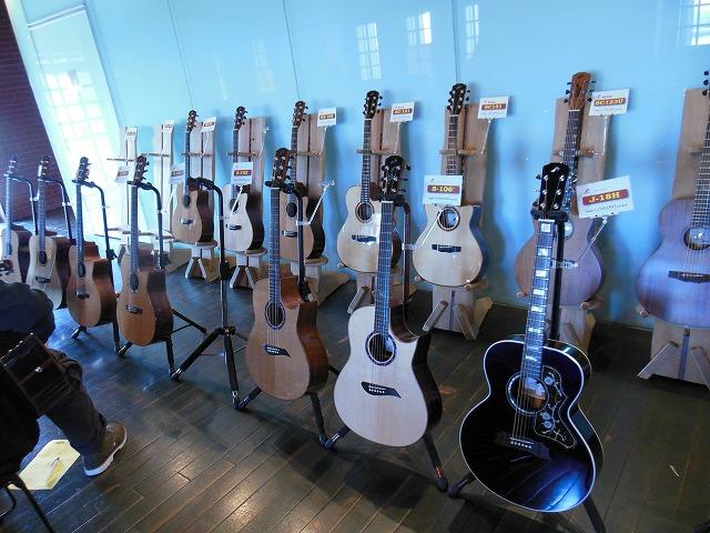 モーリスギター展示2