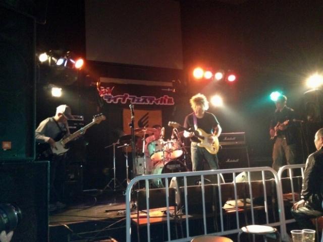 ジンロックバンド