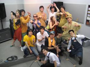 HOTLINE2009福岡ルクル店ライブ