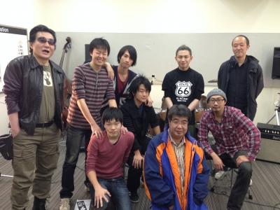 SUNAMO LIVE集合写真