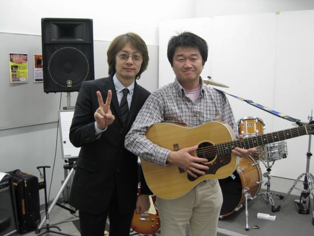 岡崎様と宮脇氏