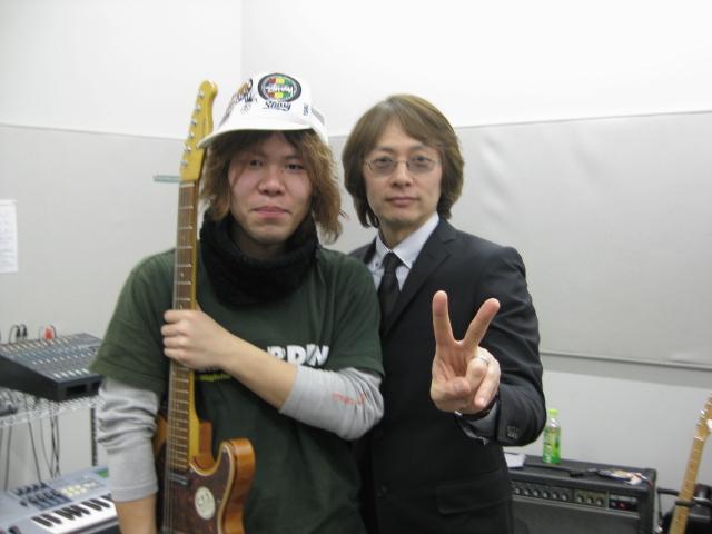 谷本様と宮脇氏