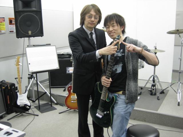 上田様と宮脇氏