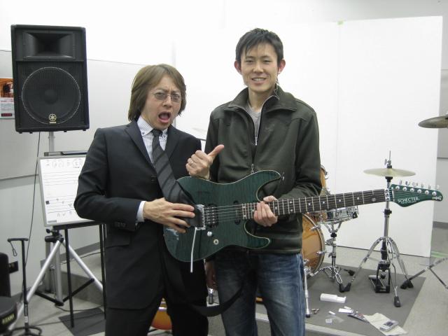 古川様と宮脇氏