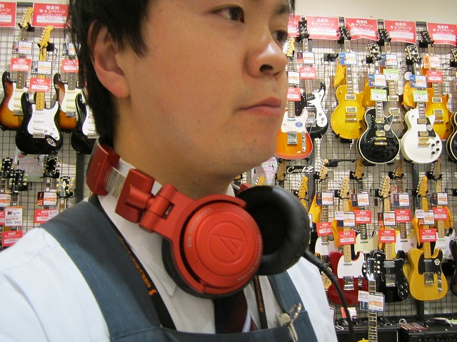 オーディオテクニカのヘッドホン