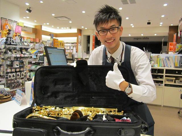 皆様の大切な管楽器をしっかりとお預り致します!!