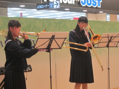 トロンボーン2重奏