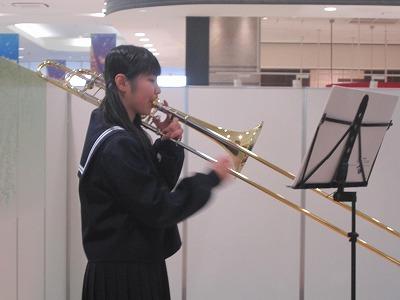 トロンボーン独奏