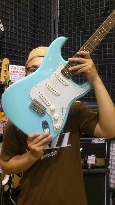 ご購入頂いたギター!