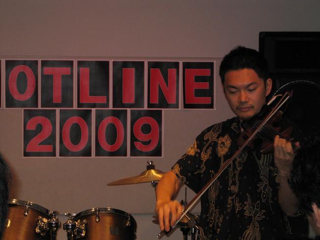 檜山さんの演奏