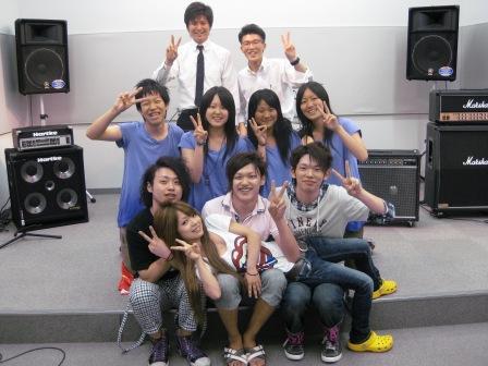 HOTLINE2010第3回橿原店ライブ