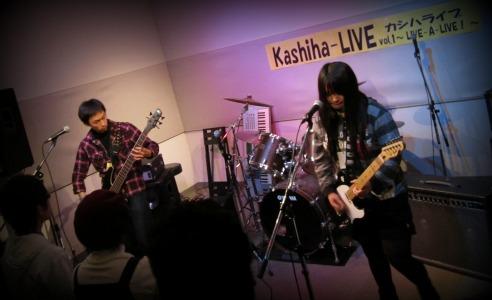 島村楽器 橿原店 カシハライブ ライブ バンド 色えんぴつ