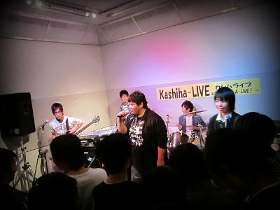 島村楽器 橿原店 カシハライブ ライブ バンド floccus