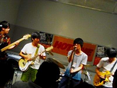 HOTLIE2012 島村楽器 橿原店 インターホンピンポン