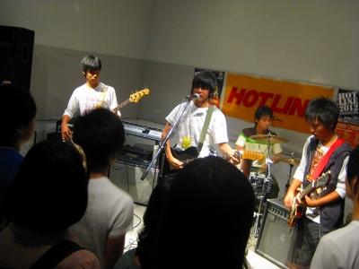 HOTLINE2012 島村楽器橿原店 アシアト