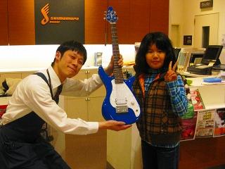 島村楽器 橿原店 楽器をあつめて キャンペーン エレキギター