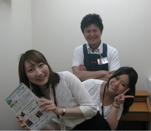 山本×竹之内×店長