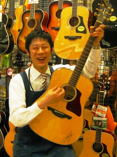島村楽器 橿原店 アコギ 弾き語り セミナー