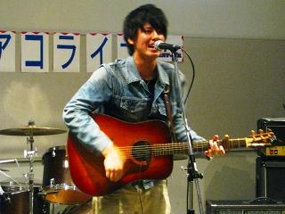 島村楽器 橿原店 アコギライブ Ryoさん1