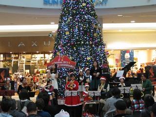 島村楽器 橿原店 クリスマスコンサート アンサンブル