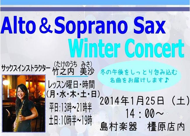 2014.01.25-SAX-Concert
