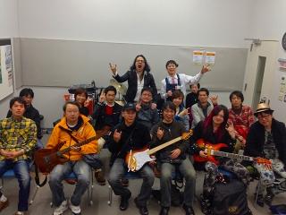 島村楽器 ケリ-サイモン氏 セミナー