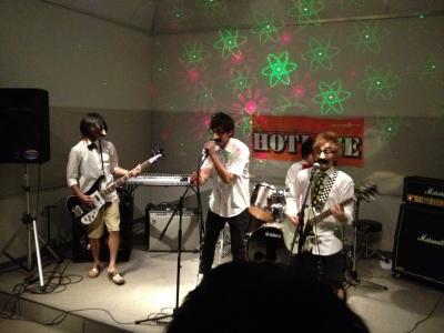 島村楽器 橿原店 HOTLINE2014 モクモクナッパ