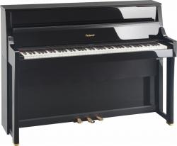 Roland電子ピアノ、LX-15e(black)