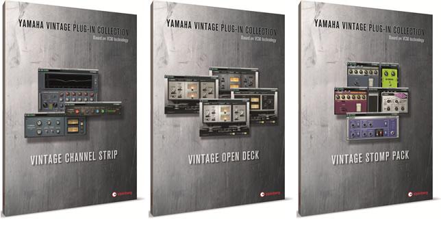 yamaha vintage plugin 画像